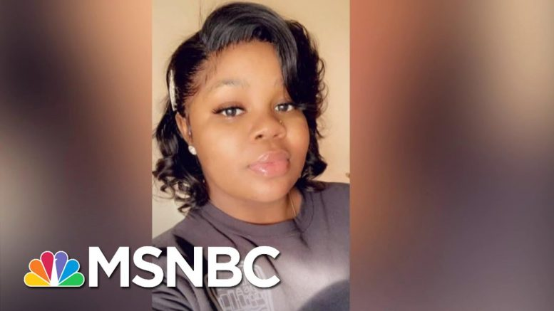 Louisville City Council Passes 'Breonna's Law' To Ban No-Knock Warrants | MSNBC 1