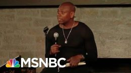 'Wrath Of God:' Dave Chappelle Addresses Police Officers In George Floyd Death | MSNBC 9