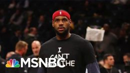 After Floyd Death, LeBron James Puts 'Activism Into Action' With New Voter Rights Group | MSNBC 8
