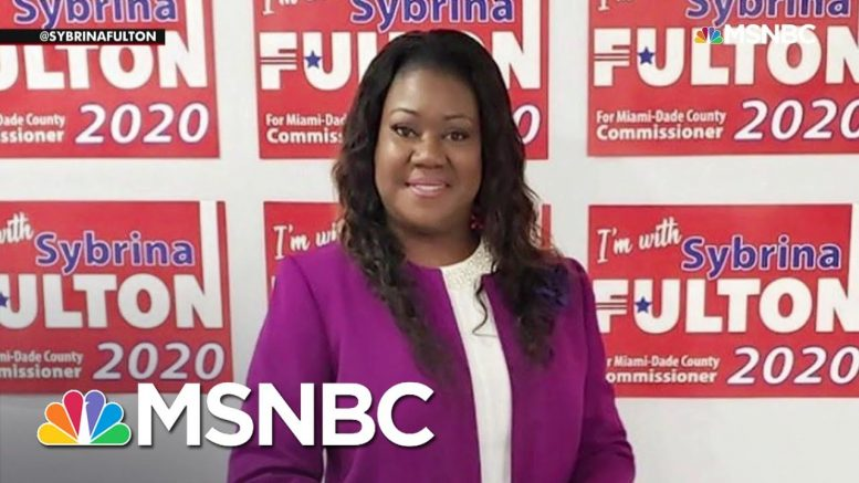 Trayvon Martin's Mom Explains Why She's Running For Office | All In | MSNBC 1