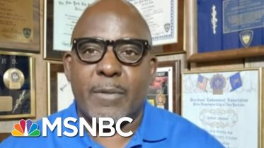 Fmr. NYPD Detective Says Unions Contribute To 'Toxic Police Culture'   The Last Word   MSNBC 6
