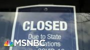 Economic Impact Of Pandemic On Minority And Low-Income Communities | The Last Word | MSNBC 3