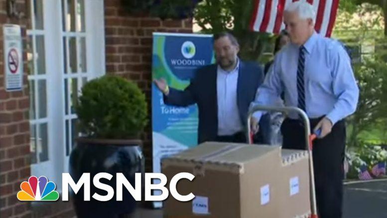 Despite Dire Death Toll, Trump Admin Still Failing Nursing Homes | Rachel Maddow | MSNBC 1
