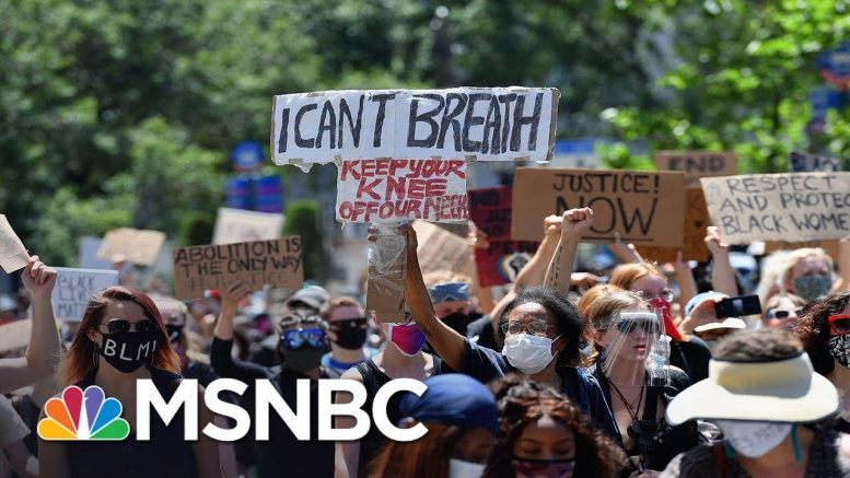 Trump's Transgender Healthcare Rule Means 'Our Humanity Is Not Equal' | MSNBC 1