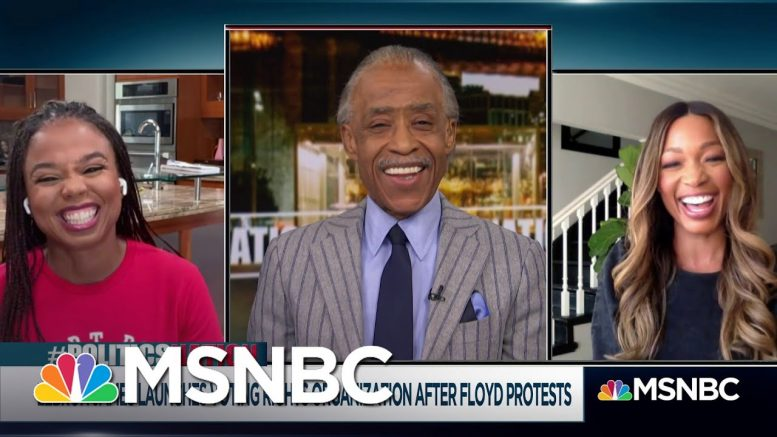 Athletes For Activism: LeBron James and Others Rally Support For Black Lives Matter   MSNBC 1