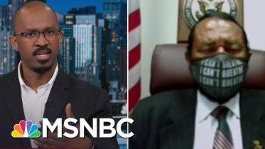 Congressman Al Green Calls For Dept. Of Reconciliation To 'Cure Racism'   MSNBC 6