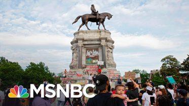 Ibram X. Kendi: 'The Heartbeat Of Racism Is Denial' | MSNBC 6