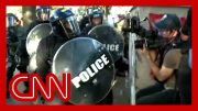 Video shows US police attack Australian journalists 5