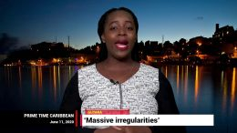GUYANA RULING COALITION CITES 'MASSIVE IRREGULARITIES' IN ELECTION RECOUNT 2