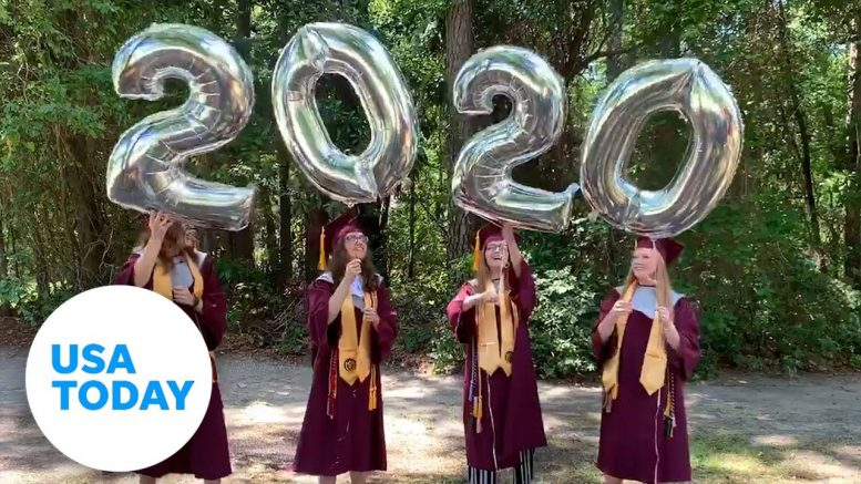 High school seniors uncertain about life graduation | Coronavirus Chronicles 1