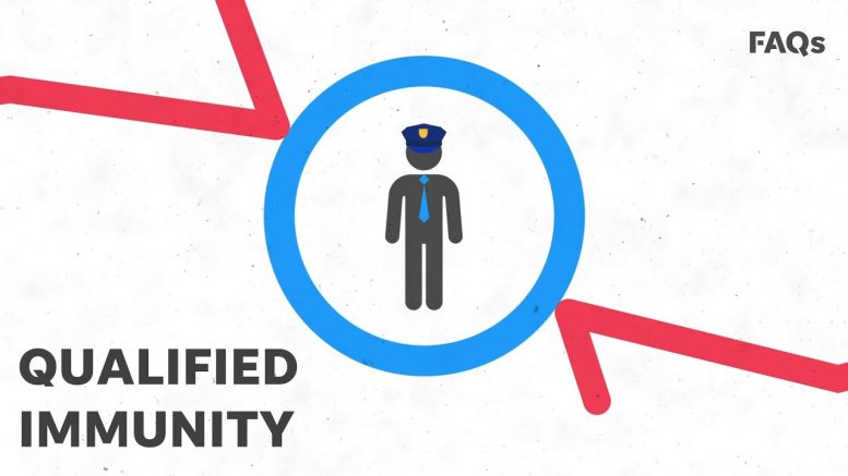 Qualified immunity: Why police are protected from civil lawsuits, trials | Just the FAQs 1