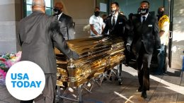 Funeral for George Floyd held in Houston | USA TODAY 5