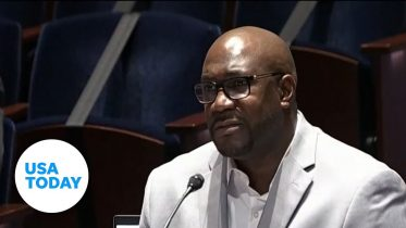 George Floyd's brother testifies before Congress | USA TODAY 6