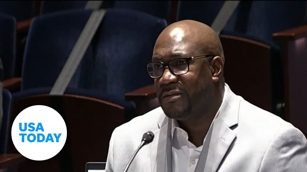 George Floyd's brother testifies before Congress | USA TODAY 5