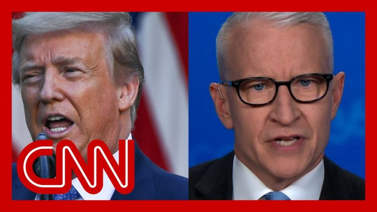 Cooper on Trump's move: He's a wannabe wartime president 1