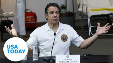 Gov. Andrew Cuomo holds news briefing as New York reopens | USA TODAY 6
