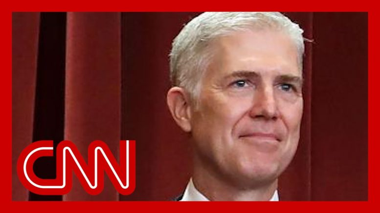 Why Trump appointee Neil Gorsuch protected LGBTQ rights 1