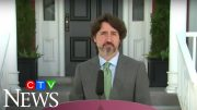 Prime Minister Trudeau breaks down plans to extend the CERB as COVID-19 pandemic continues 2