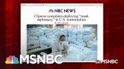 Chinese consulates using coronavirus to influence communities in United States 5