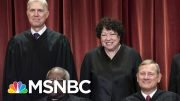Justices Gorsuch, Robert Join Liberals On Majority LGBTQ Workplace-Bias Ruling | MSNBC 4