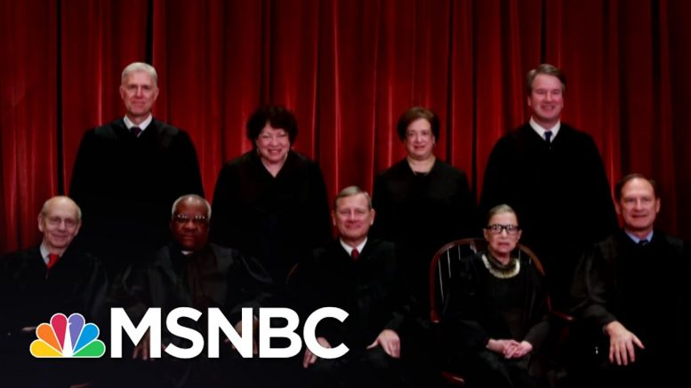 Breaking Down SCOTUS Decision On LGBT Rights, Why Gorush Joined Majority   Craig Melvin   MSNBC 1