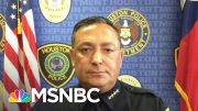 Houston Police Chief: We Need 'National Standards' On The Use Of Force | Andrea Mitchell | MSNBC 2