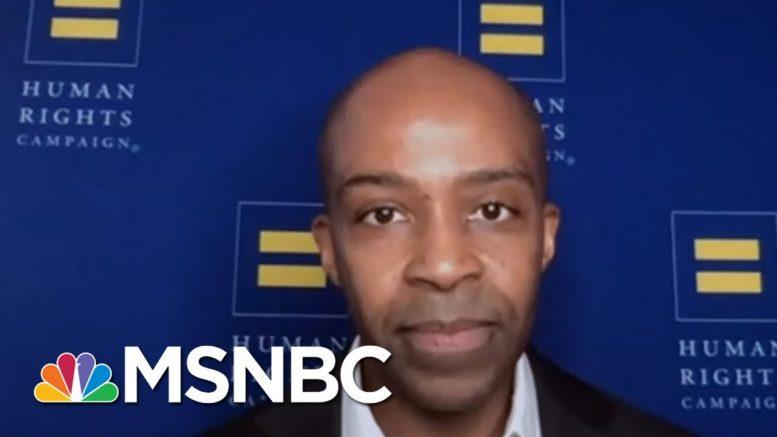 Human Rights Activist: SCOTUS Followed 'Rule Of Law' In LGBTQ Decision | Hallie Jackson | MSNBC 1