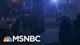 Louisville Protesters See Police As 'Corrupt' | The Last Word | MSNBC 9