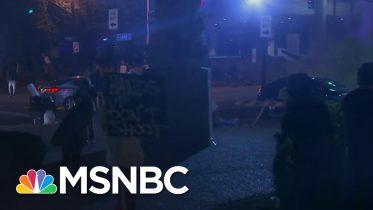 Louisville Protesters See Police As 'Corrupt' | The Last Word | MSNBC 6
