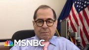 Nadler Pushes Sweeping Police Reform While Slamming 'Totally Lawless' Trump AG Bill Barr | MSNBC 4