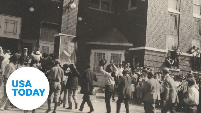 Tulsa race massacre of 1921: The painful past of 'Black Wall Street' | USA TODAY 1