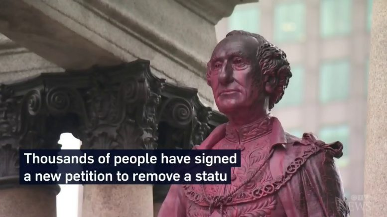To rename or remove? A look at Canada's controversial past 1