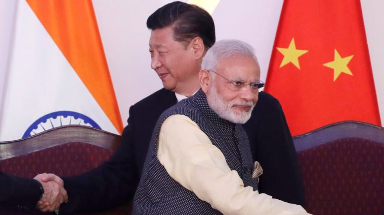 At least 20 Indian soldiers are dead after a border clash with China 1
