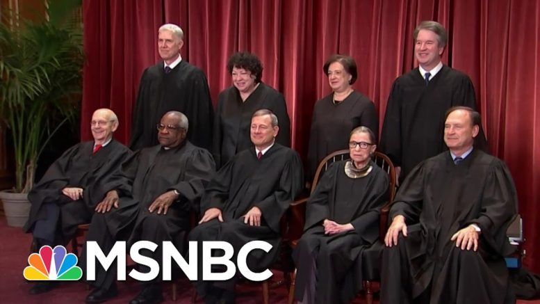 Donald Trump And Trumpism Lost Big In The US Supreme Court On Monday | The Last Word | MSNBC 1