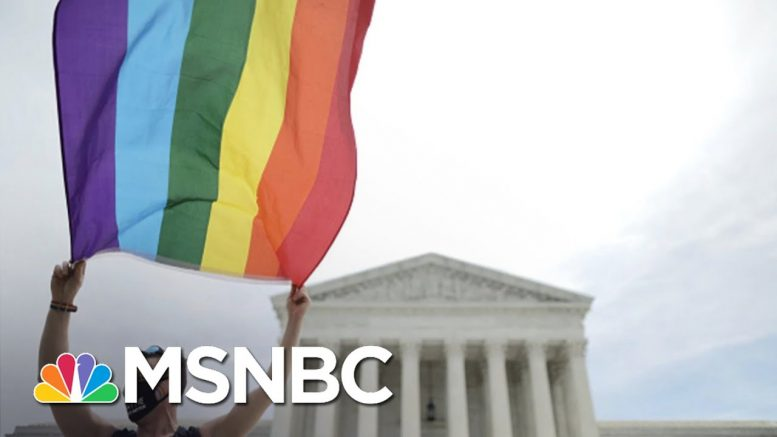 What The Supreme Court's Job Discrimination Ruling Means For LGBTQ Americans   The 11th Hour   MSNBC 1