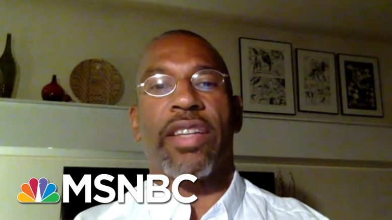 Why Black People Don't Need To Answer To White The People Calling Police | All In | MSNBC 1