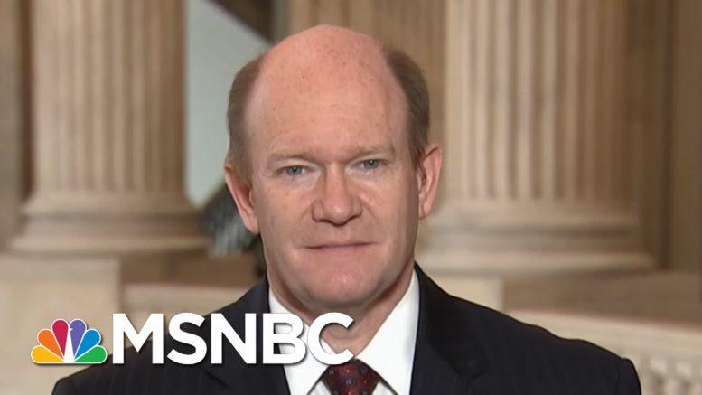 Senator Introduces New National Service Bill | Morning Joe | MSNBC 1