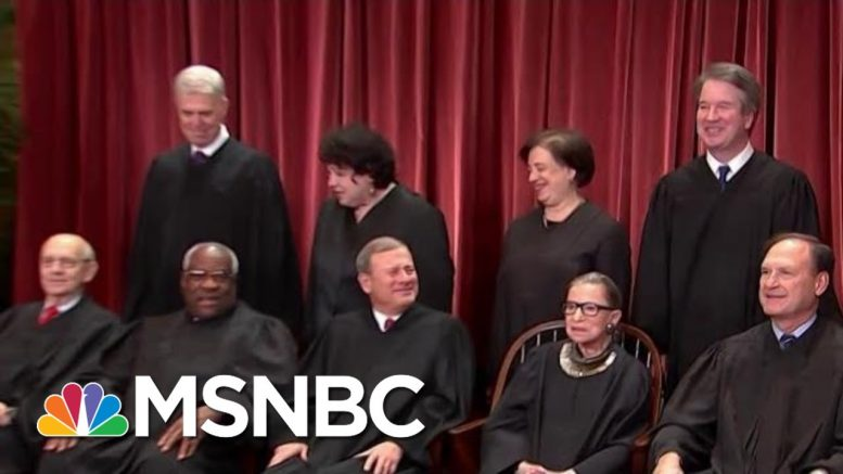 'This Was Huge': What SCOTUS Ruling Means For LGBT Community | Morning Joe | MSNBC 1