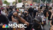 How Education Gap Is A Driving Force Behind Protests For Structural Change | Stephanie Ruhle | MSNBC 2