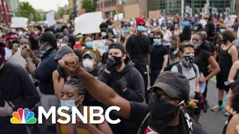 How Education Gap Is A Driving Force Behind Protests For Structural Change   Stephanie Ruhle   MSNBC 1