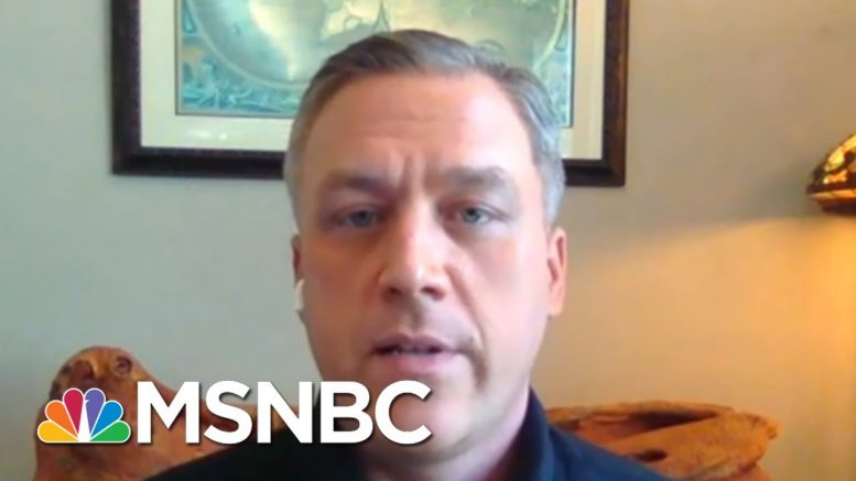 Study Finds Common Steroid Improves COVID-19 Survival | MSNBC 1