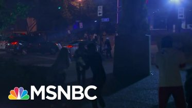 Tense Protests In Louisville As Protesters Demand Answers From Police | The 11th Hour | MSNBC 6