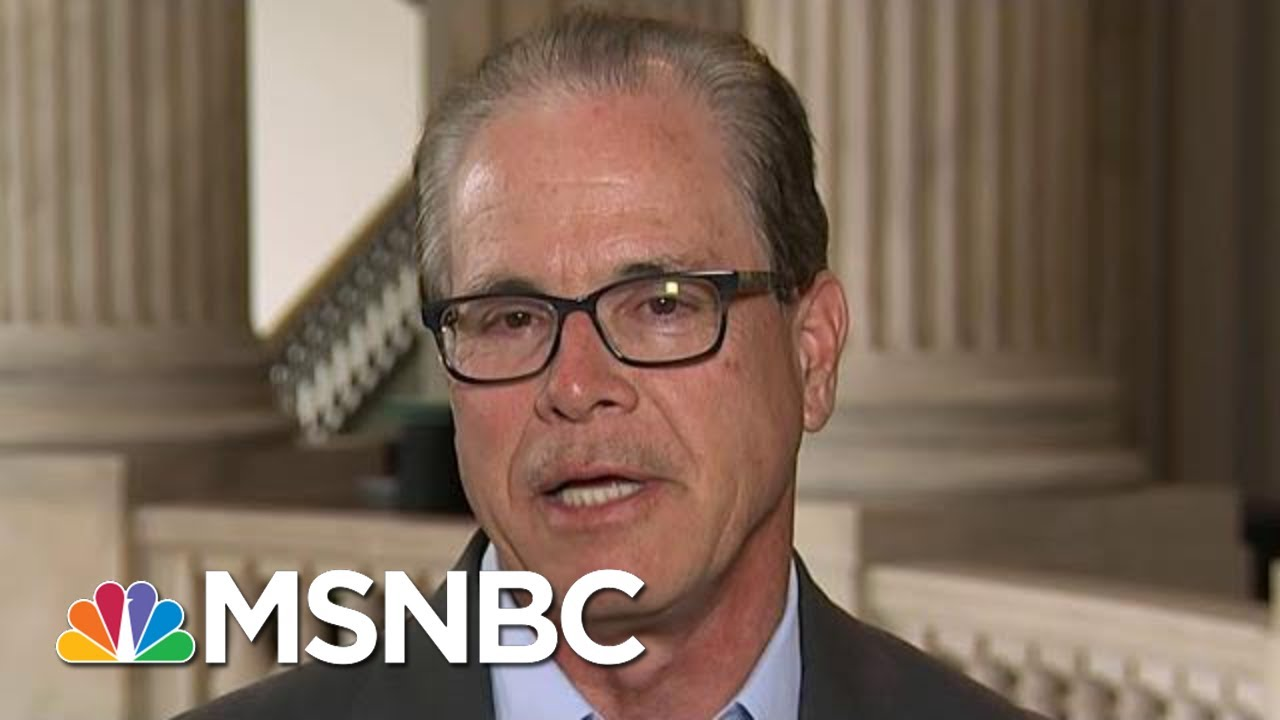 GOP Senator: A 'Watershed Moment' On Police Reform | MTP Daily | MSNBC 4