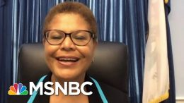 Rep. Bass On Police Reform Bill: Even If We Got Every Thing We Want 'Still Not Enough' | MSNBC 5