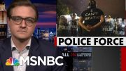 'Legitimacy Crisis': Hayes Says NYPD Milkshake Incident Reveals Larger Police Issue | All In | MSNBC 3