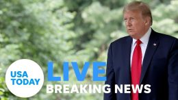 President Trump signs Safe Policing for Safe Communities executive order (LIVE) | USA TODAY 9