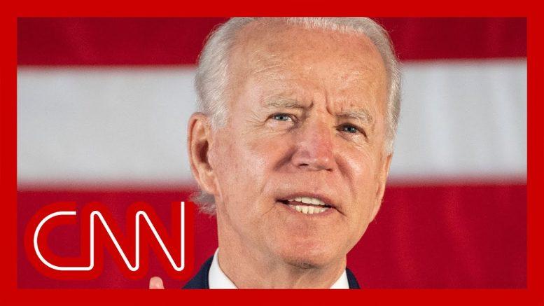 Joe Biden blasts Trump's Covid response 1