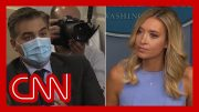 Will Trump take responsibility if rallygoers get sick? Hear McEnany's answer 2
