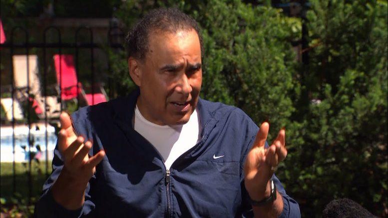 Body Break's Hal Johnson discusses fighting racism 1