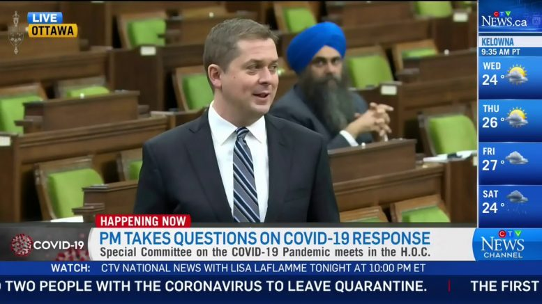 Conservative Leader Scheer slams PM Trudeau's foreign affairs record 1